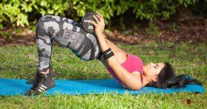 Gymvirtual adelgazar muslos y endurecer gluteos