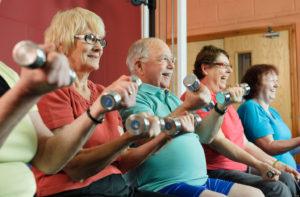 ejercicios para adultos mayores
