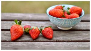 consumir frutas