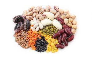 Mejores legumbres en las dietas