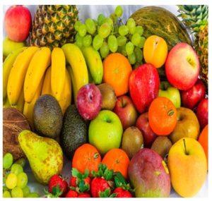 Beneficios de las frutas para la salud