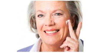 Problemas de la piel de adultos mayores