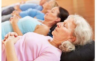 Ventajas de la relajación para adultos