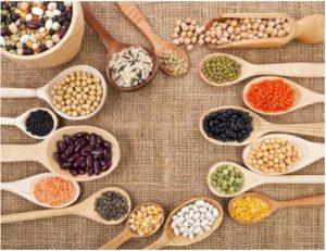 Mejores legumbres en dieta