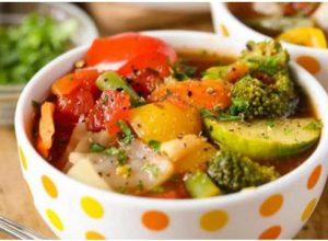 Beneficios de las Sopas de Dietas