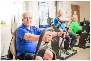 Ventajas de la actividad física leve