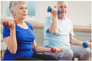 Beneficios de la actividad física leve